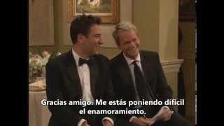 How I Met Your Mother - Bloopers / Gag Reel Temporada 1 [Subtitulado en Español]
