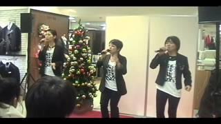 トキハクリスマスライブより.