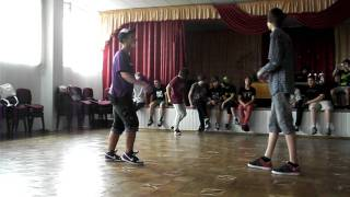 UaDFF_#2 (Shuffle)  round_2 ZeNiTh VS Little Masta