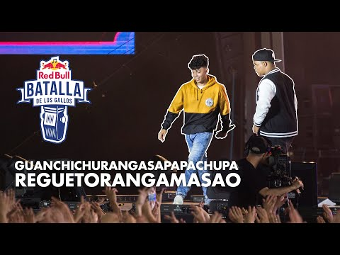 VALLES T vs KDT: Octavos - Final Internacional 2018 | Red Bull Batalla de los Gallos