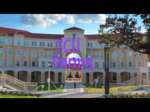 (Accurate) TCU Campus Tour