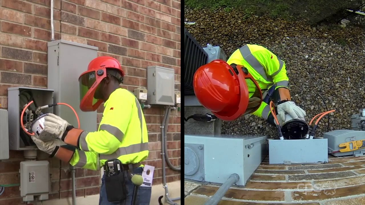 Residential Smart Meter Installation Process Youtube Electric Box Wiring Diagram Electrical Base Install Time
