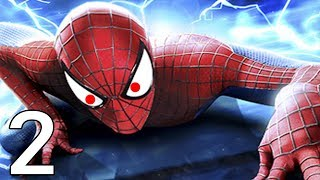 The Amazing Spider-Man - BOSS FIGHT | Android Gameplay HD #2