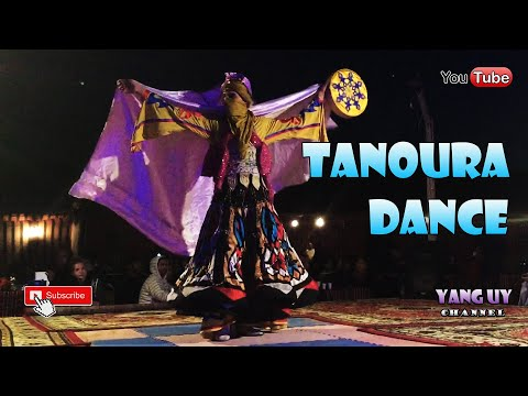 TANOURA DANCE DESERT CAMP DUBAI PART 1 | YANG UY