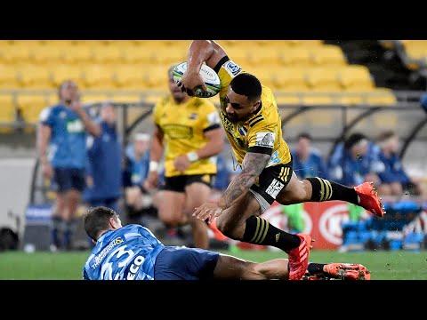 2020 Super Rugby Aotearoa Round Six: Hurricanes vs Blues