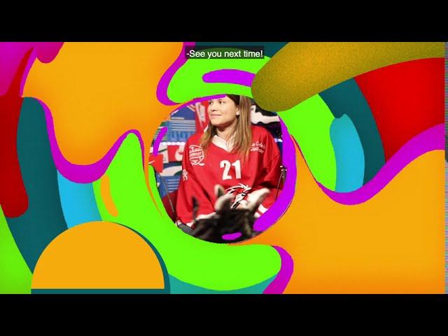 2 Lausannoises dans le Sneak R Peek show pour parler du hockey féminin