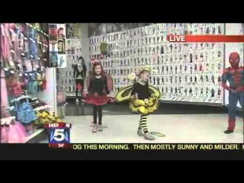 party city kid halloween costumes on fox atlanta
