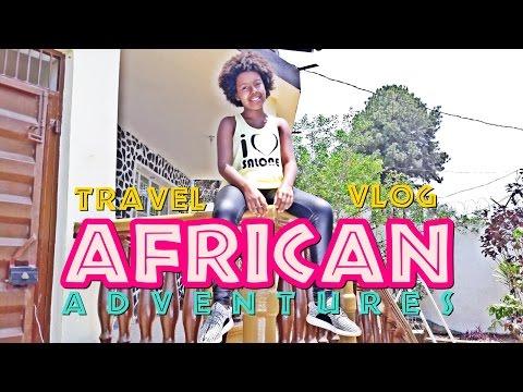 TravelVlog: Food Festival (Ma Dengn) in Sierra Leone | AFRICA || IMANIASWORLD ♥