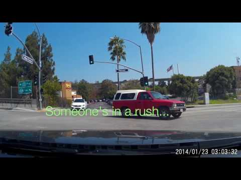 Bad Drivers of Glendale CA HD