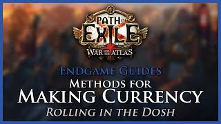 Video Path of Exile: Methods for Making Currency download MP3, 3GP, MP4, WEBM, AVI, FLV Juli 2018