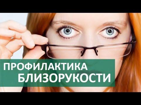 БЛИЗОРУКОСТЬ ( миопия ) – современные методы лечения