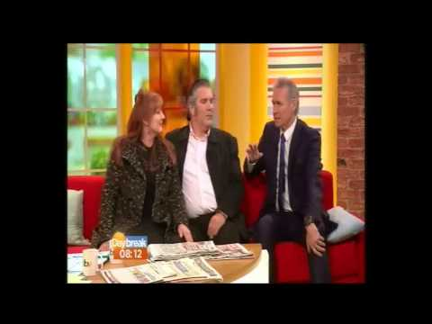 CBD OIL, Cannabis Oil as a cure for Epilepsy w/the Davies on Morning TV