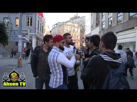 AKP Savunusu Ile Devrimci Gençlerin Tartışması
