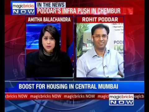 Slum rehab in Chembur by Poddar - The Property News