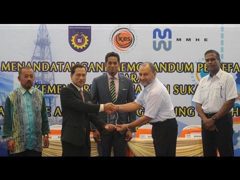 KBS Jalin Kerjasama Bersama Malaysia Marine and Heavy Engineering Sdn. Bhd.