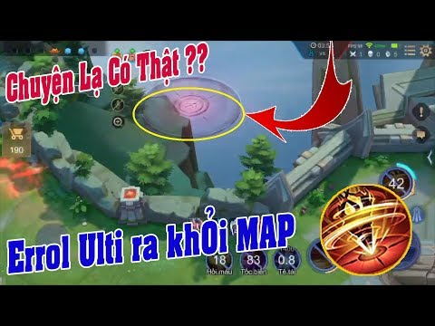 UTS Channels | Errol Diệt Nguyệt Tiên Phong Dùng Ulti Bay Ra Khỏi Map Ở Chế Độ 3 Vs 3