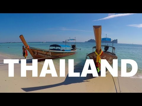 How Expensive is Traveling in THAILAND? Tropical Island Paradise