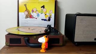 귀여운 스누피(Snoopy moonwalk)