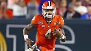 """Deshaun Watson- """"I'm The Greatest"""" (on the road) (Greatness on the Road award winner)"""