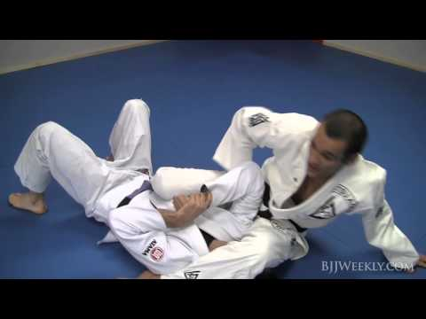 Ryron Gracie - Arm Lock From Side Control - BJJ Weekly #030
