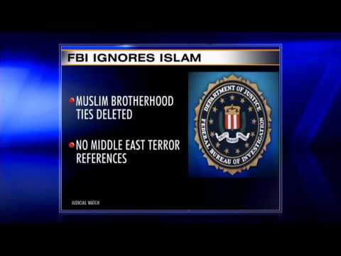 FBI Makes Changes to Not Offend Muslims