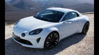 The Alpine Sports Car - After 20 years, Renault is bringing back the Alpine for 2017