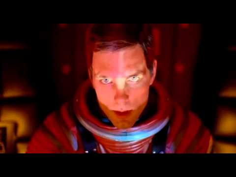 Jon Benjamin Voices Hal in 2001: A Space Odyssey - Late Night Basement