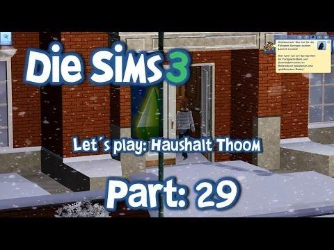 let s play die sims 3 haushalt thoom part 29. Black Bedroom Furniture Sets. Home Design Ideas