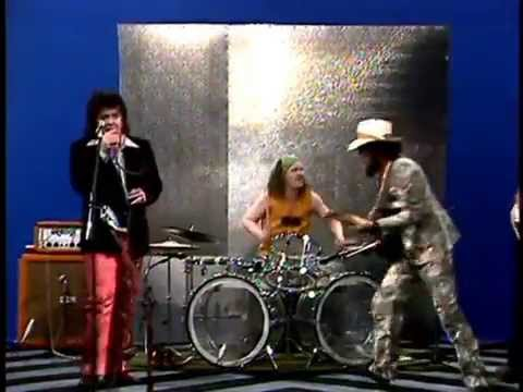 Captain Beefheart & the Magic Band (Live on Beat Club 1972).