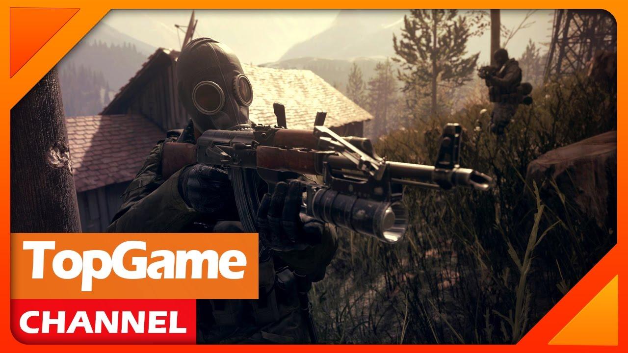[Topgame] Top 10 game bắn súng cấu hình thấp bạn nên thử qua 2017 – PC