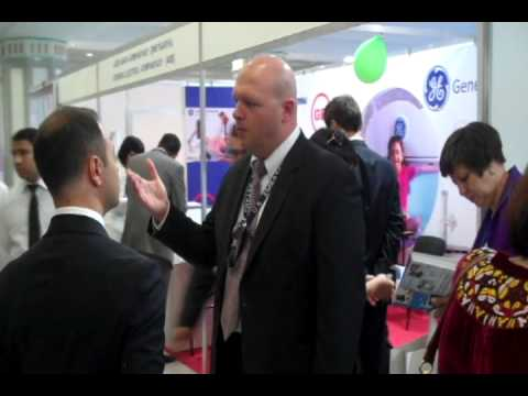 USAID/Turkmenistan in International Exhibition and Scientific Conference on Health