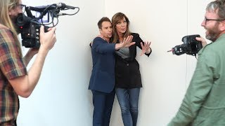 Sam Rockwell and Allison Janney on Being Fired and Unwittingly Delivering Drugs