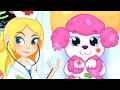 My Newborn Baby Pet PINK PUPPY - Fun Baby Games - Pets Care Games for Baby & Family