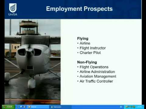 Civil Aviation - Open Day 2011 - University of South Australia