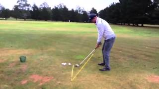 Golf divots and their misleading appearances