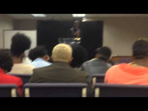Sermon on Gifts of the Holy Spirit (Koinonia: Higher Place of Praise) - Min. Joshua Rogers
