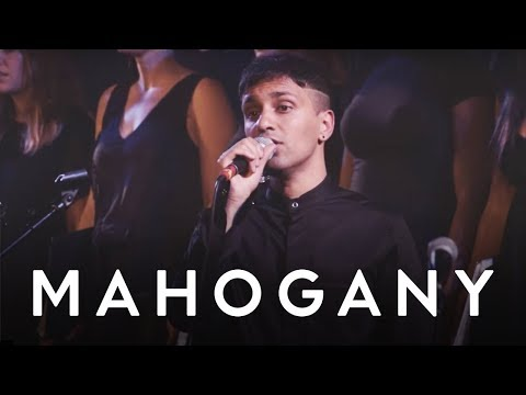 Manu Delago - Drumheart ft. Anil Sebastian with London Contemporary Voices | Mahogany Live