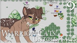 Birth of Wrenfeather's First Kit!! • Warrior Cats: Untold Tales - Episode #9