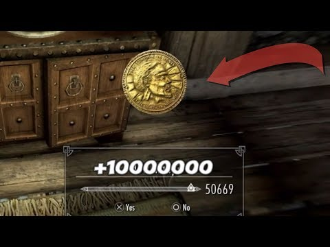 Skyrim How To Get RICH!!! (Easy guide)