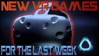 New VR Games Last Week - Marlene, Escape Bloody Mary, Don't Knock Twice, Bullet Sorrow VR