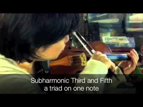 Mari Kimura: Subharmonics