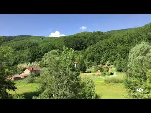 Heraclea Lyncestes and Bitola town in Macedonia