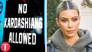 10 Times The Kardashians Got BANNED
