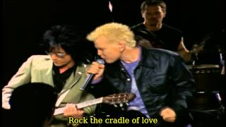 Billy Idol - Cradle Of Love [Storytellers NY 2001] Lyrics On Screen HD