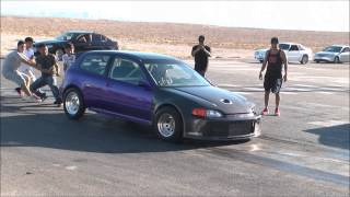Team Adrenaline VS Tubaso Streets of Las Vegas 8-11-2013 Street2Track.net