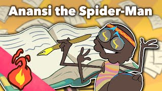 Anansi the Spider-Man - Anansi Stories - Extra Mythology - #1