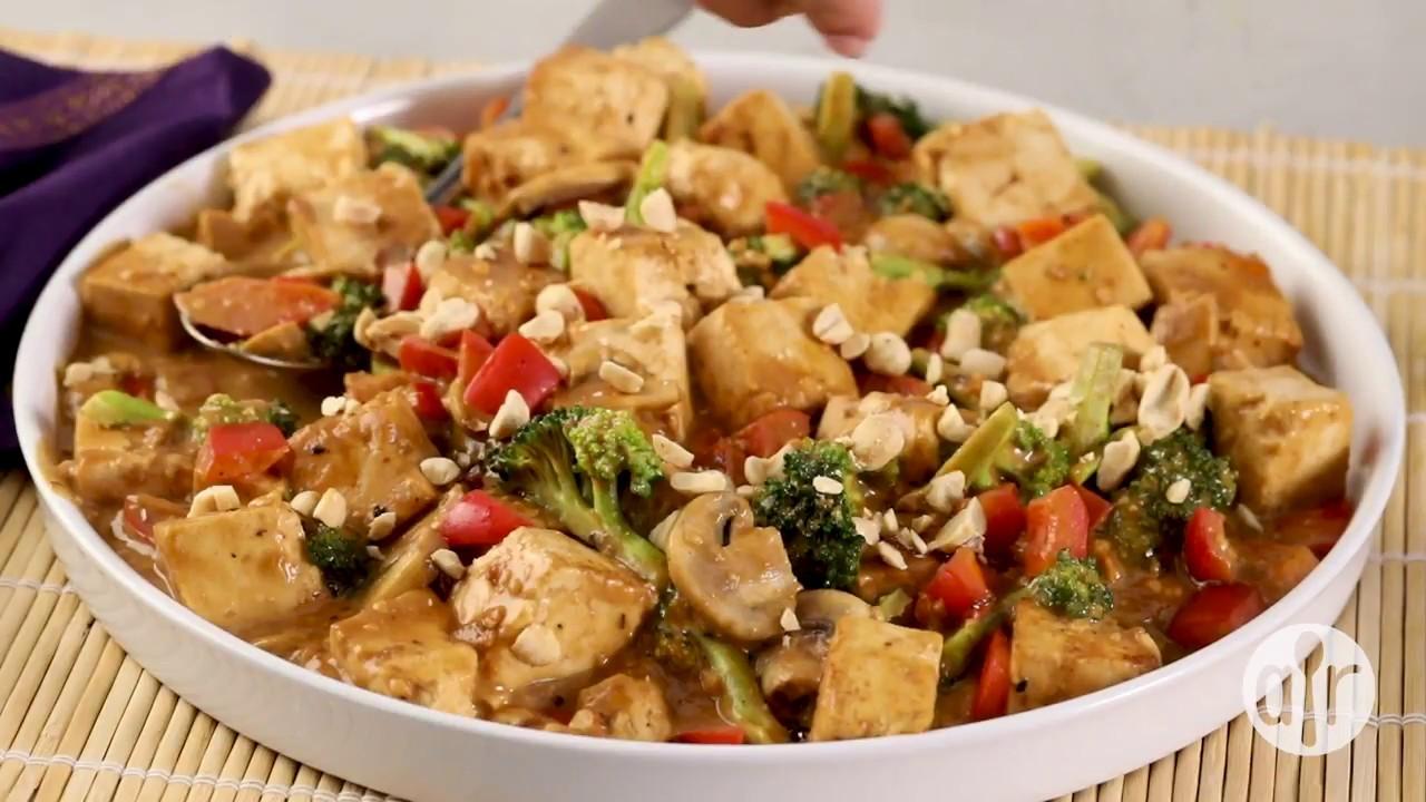 How to make tofu and veggies in peanut sauce dinner recipes how to make tofu and veggies in peanut sauce dinner recipes allrecipes forumfinder Images
