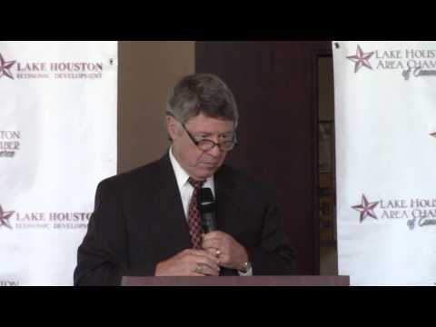 State of Harris County - Lake Houston Area Chamber of Commerce Sept 29, 2016