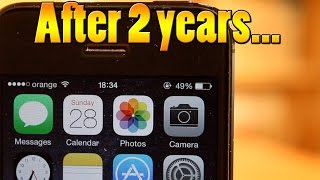 iphone 5 review after 2 years