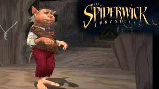 The Spiderwick Chronicles  PS2